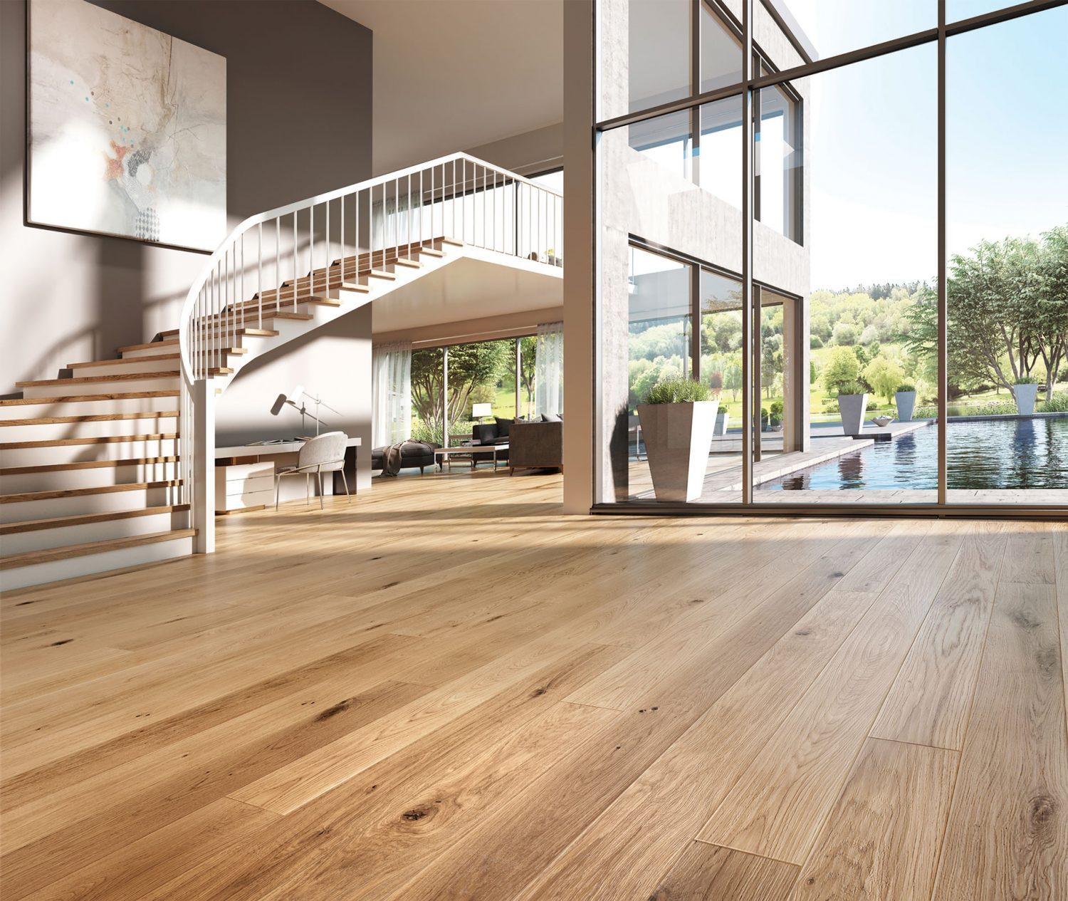 Emard Couvre Planchers Hardwood